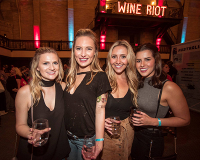 London-based The Conversion Group partners with innovative US events company Wine Riot